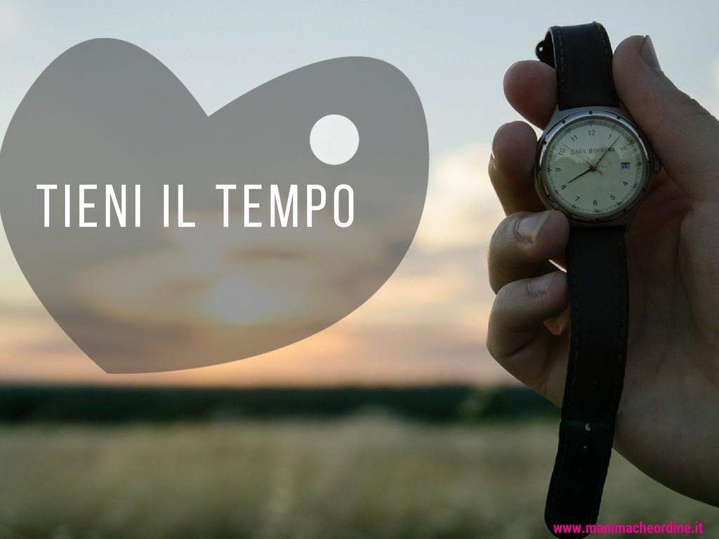 Tieni il tempo
