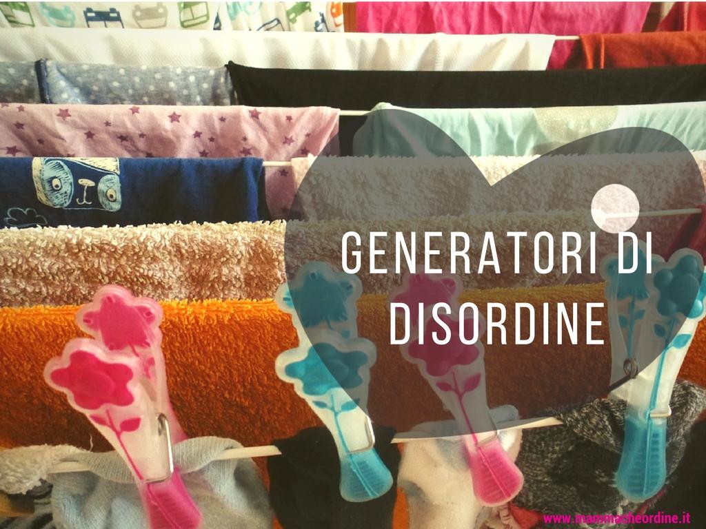 Generatori di disordine