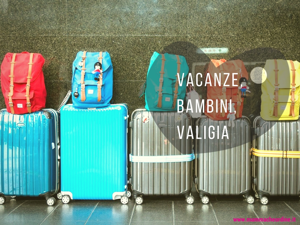 Vacanze e bambini